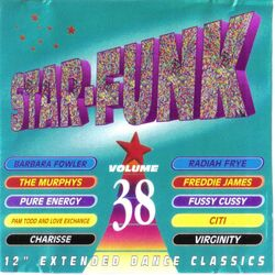V.A. - Star Funk Vol.38 - Complete CD