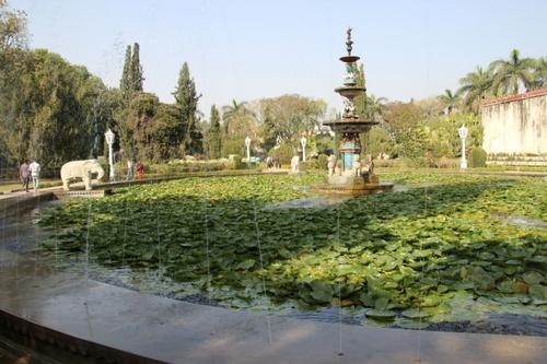 Udaipur : le jardin des demoiselles