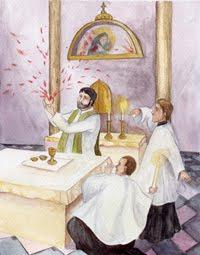 Miracle Eucharistique Italie Ferrare 1171