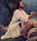 jesus au jardin