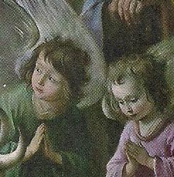 Adoration des bergers...