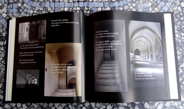 """""""Le dernier jour de saint Bernard"""" et """"Clairvaux Prison-Prière"""" un livre de Michel Lagrange et Bernard Béros"""