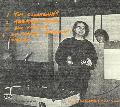 Les Singlés - Yo La Tengo - Tom Courtenay EP (1995)