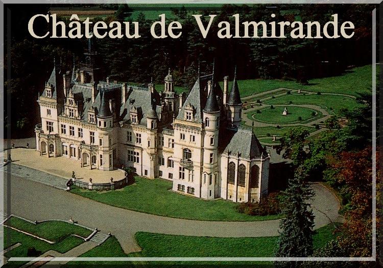 Château de Valmirande à