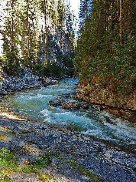 Jour 17 Banff rivière Johnston 2