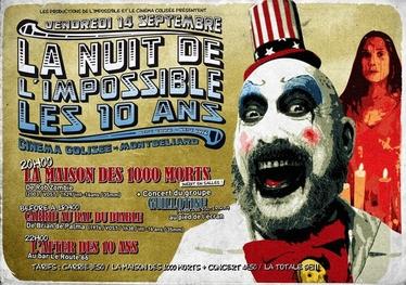 La Nuit de l'Impossible - Les 10 ans !