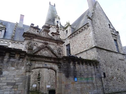 Vitré en Bretagne (photos)