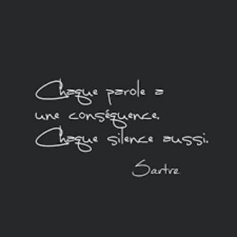 Poésies: le silence et le mot.Chloé