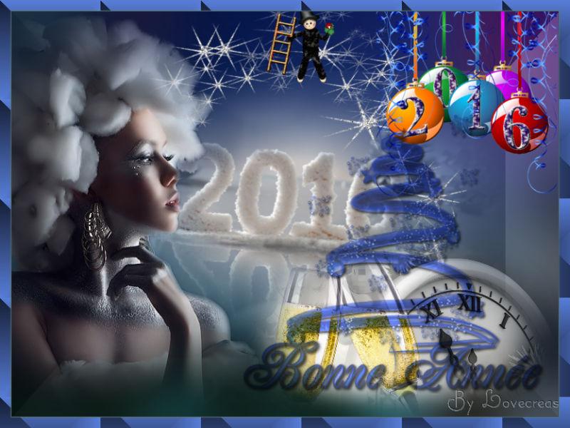 Creations  bonne année