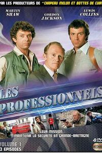 """Les Professionnels (1977) : """"Cette série met en scène les aventures des deux meilleurs agents du CI5 (Criminal Intelligence 5), une organisation secrète chargée de maintenir la sécurité en Angleterre dont le patron est l'irascible George Cowley ..."""" Acteurs : Gordon Jackson, Lewis Collins, Martin Show, ... ----- ... Origine : UK Genre : Policier, Espionnage Durée d'un épisode : 50 min Année de production : 1977/1978 Saisons : 5 Épisodes : 57"""