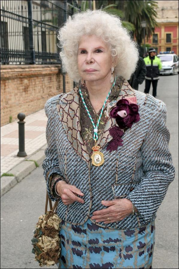 Alerte, la duchesse d'Alba vient de mourir