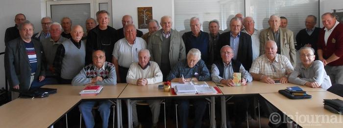 Quelques assemblées générales des comités FNACA de Saône-et-Loire