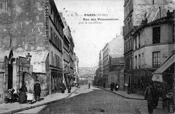 Rue des Poissonniers