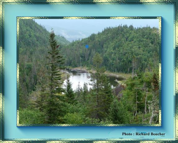 Lieux du Québec à découvrir ~ Richard Boucher ~ Parc des Monts-Valins, etc...