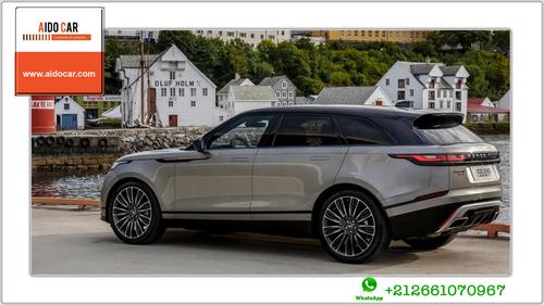 Location de voiture de luxe à Casablanca – Range Rover Velar, La voiture du future est là !