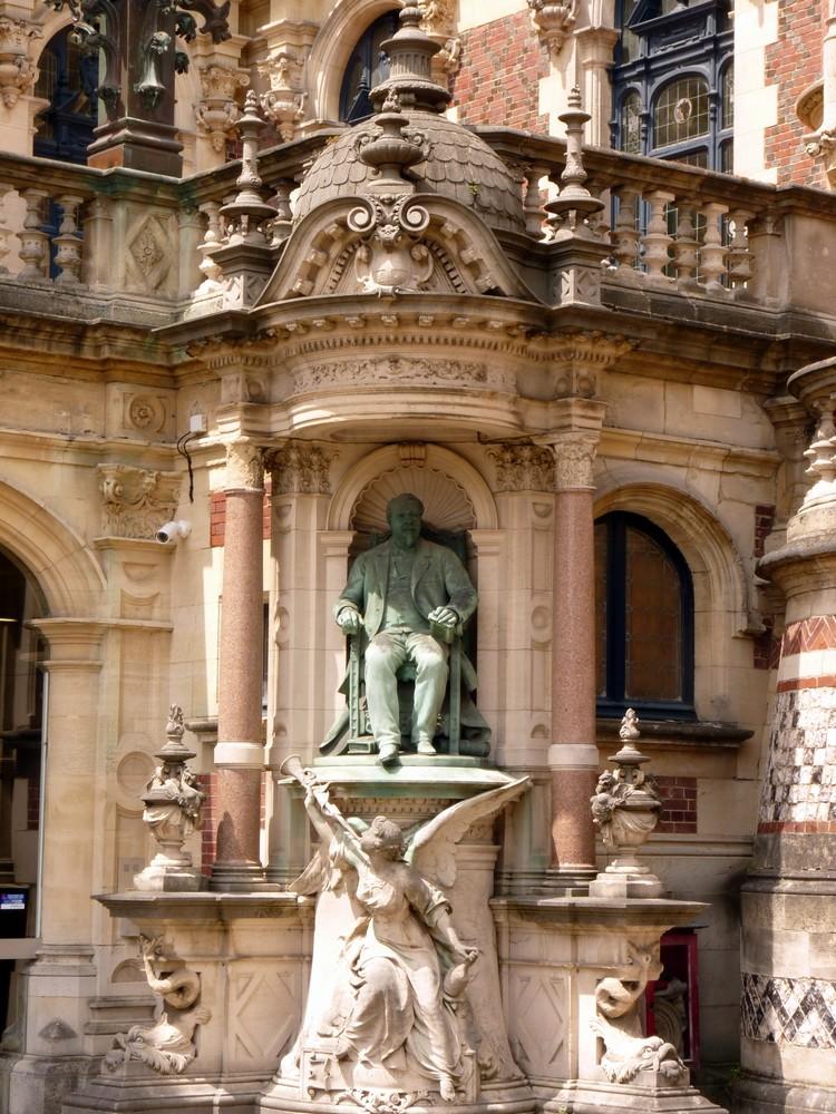 Palais Bénédictine (le fondateur)