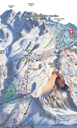 3 jours à Valtournenche Ao Italie Zermatt VS Suisse Jour 2 #1