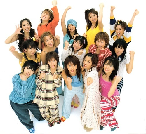Ai Araba IT'S ALL RIGHT Morning Musume 2004