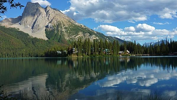 Jour 17 Emerald Lake trail 2