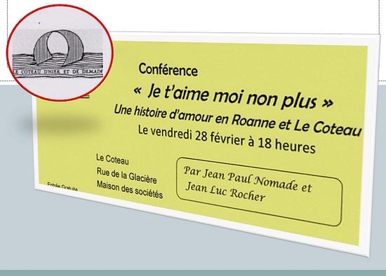 coteau CONFERENCE FEVIER 2014