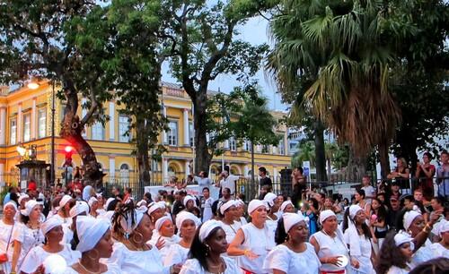 Défilé du 20 décemb, Abolition de l'esclavage à Saint Denis