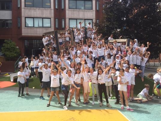 Fête de l'école primaire !!!