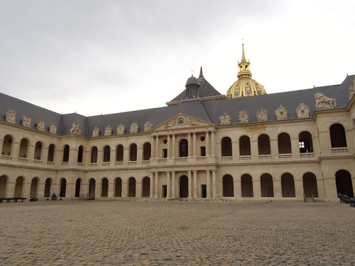 Les Invalides à Paris (photos)
