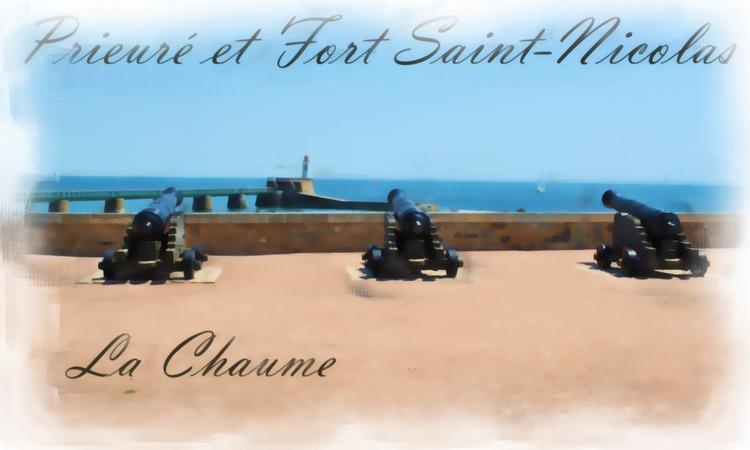 Prieuré & fort Saint-Nicolas
