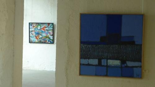 Crid'Art : galerie d'art moderne qui ne coûte rien au contribuable (3 juillet 2010)
