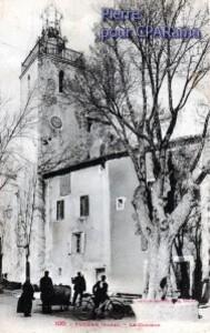 Coll. CPARama- Tuchan- Le clocher.2