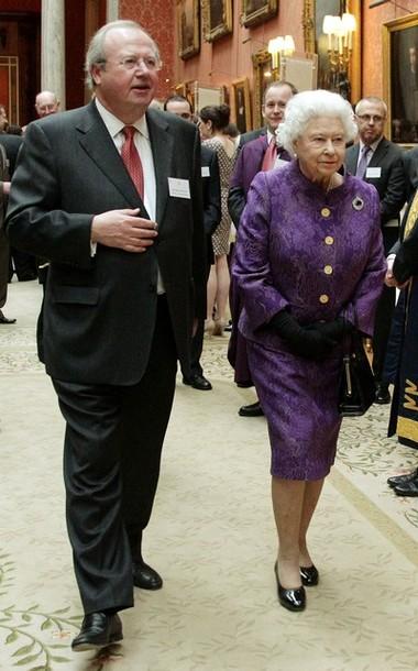 Elizabeth et Philip