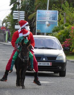 L hiver en Guadeloupe