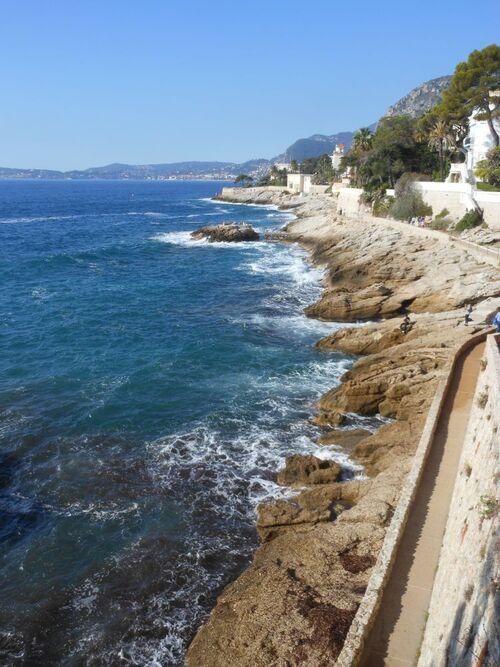 Promenade à Cap d'AIl