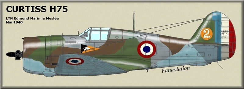 Curtiss H75