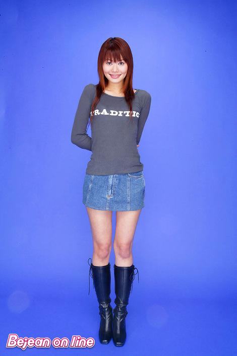 WEB Gravure : ( [Bejean On Line] -   2005.12 下着美人   Show Sawamura/沢村祥 )