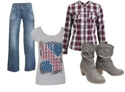 4 idées tenues pour un jeans