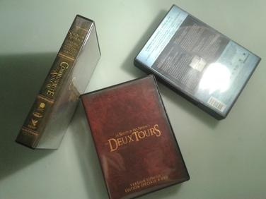 Les versions longues du Seigneur des Anneaux !