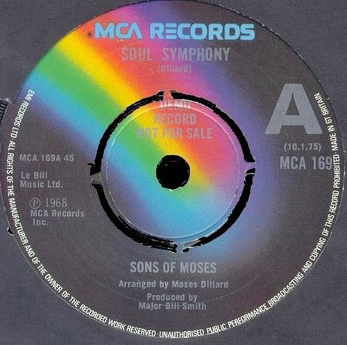 1975 : Single SP MCA Records MCA 169 [ UK ]