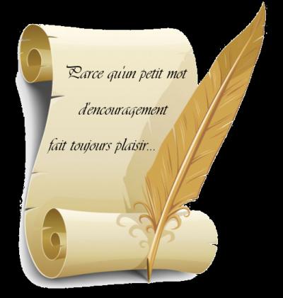 Livre d'or Parler français
