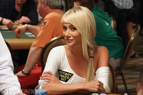 Poker, les expertes sexy Lauren Kling