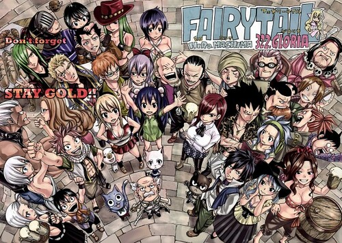 Opinions Fairy Tail