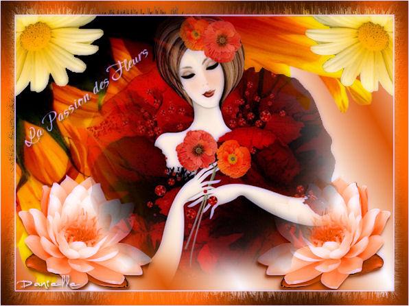 Version de Danielle - La Passion des Fleurs