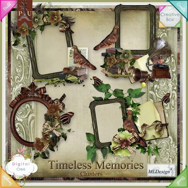 Timeless Memories by MLDesign
