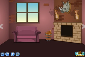 Jouer à Cowboy house escape 2