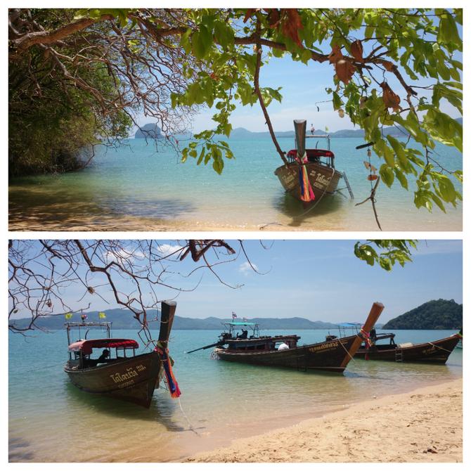 Souvenirs de Thaïlande...