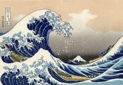 Hokusai...les élèves ont la parole...