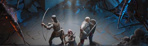 BIG NEWS : The Hand of Merlin, présentation et journal de développement 1*