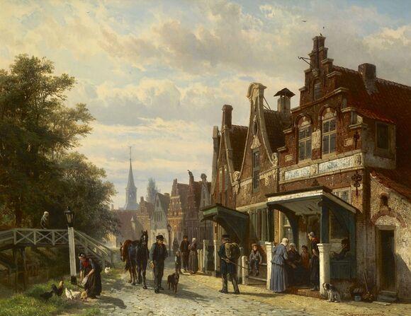 Cornelis Springer