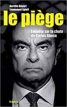 Le piège  -  Bertille Bayart ; Emmanuel Egloff