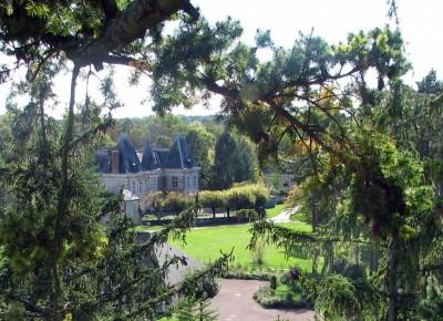 Le Château d'Adon en 2011